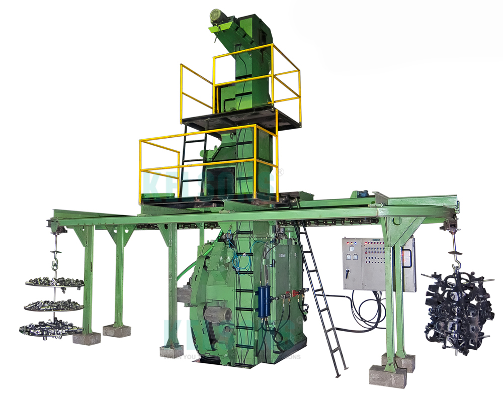 fully-automatic-shot-blasting-machine